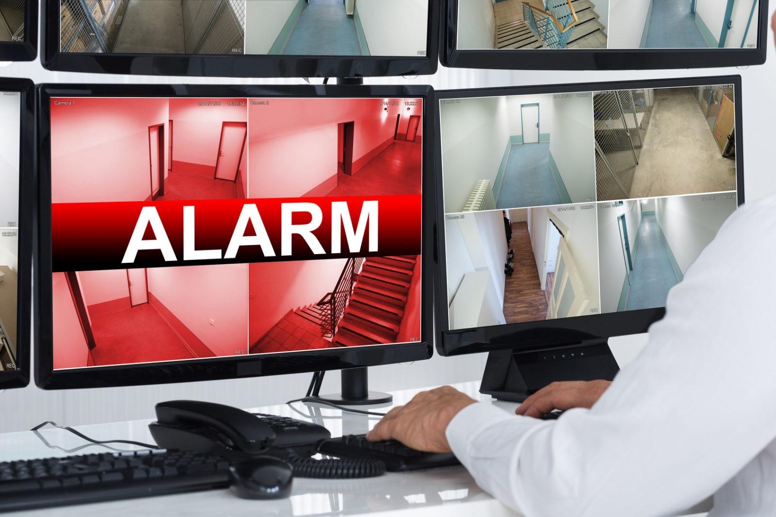 Procedury obsługi alarmów monitoring alarmów