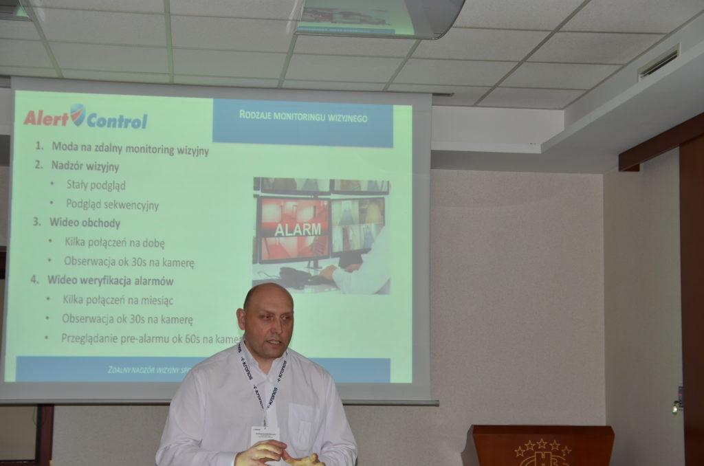 Konferencja kronos polska monitoring wizyjny