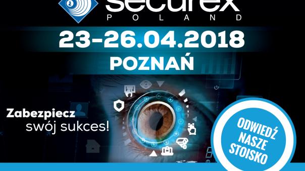 Alertcontrol na Targach Securex
