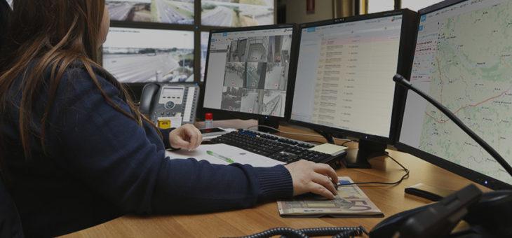 Zdalne sterowanie systemami alarmowymi przez firmy ochrony