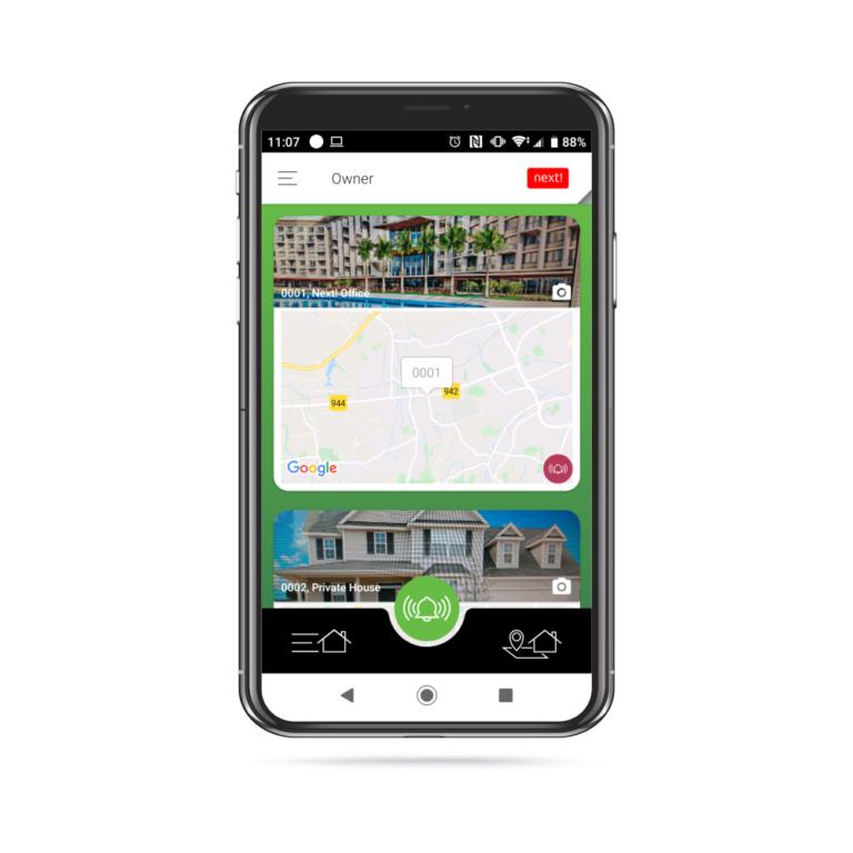 Kronos aplikacja mobilna